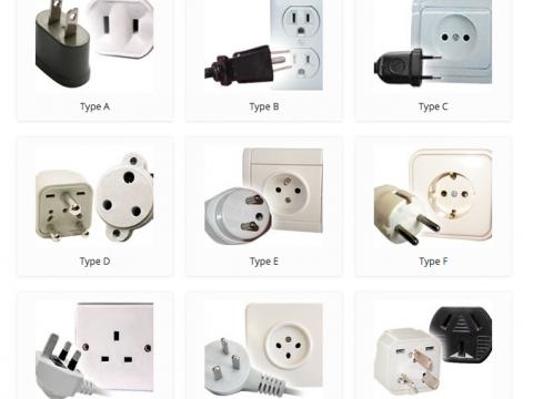 Quels sont les différents types de prises électriques