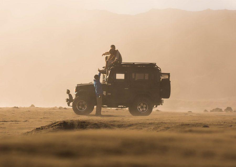 safari inoubliable en Namibie