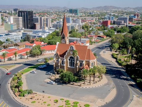 Namibie Windhoek